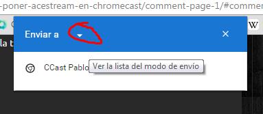 Como poner Acestream en Chromecast   El Bloguero Loco